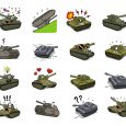 Pack de stickers pour World Of Tanks
