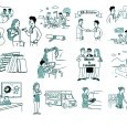 Extraits de Story-boards pour VIDEOTELLING